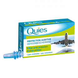 QUIES EarPlanes Adulte 1 Paire