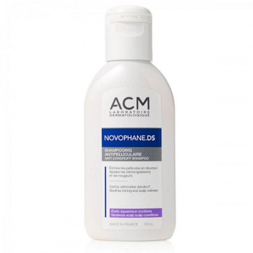 Novophane Shampooing Anti Pelliculaire Ds 125 ml
