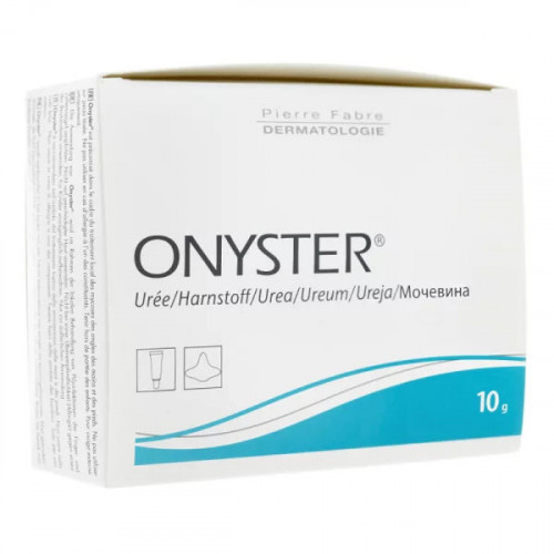 Onyster pommade + pansements