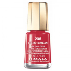 Mavala Mini Color Vernis à Ongles Crème French Cancan 5 ml
