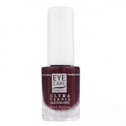 Eye Care Ultra Vernis Silicium Urée Rouge Sombre 4,7 ml