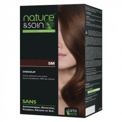 Santé Verte Nature & Soin Coloration Permanente Chocolat 5M