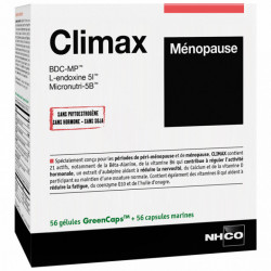 NHCO CLIMAX MENOPAUSE 56 GELULES + 56 CAPSULES