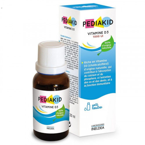 Pediakid Vitamine D3 20 ml
