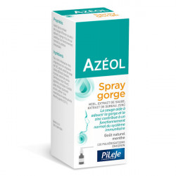 Pileje Azeol spray gorge 15 ml