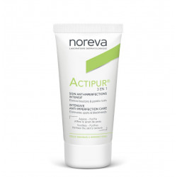 Noreva Actipur 3 en 1 Soin Anti Imperfections Correcteur Intensif 30 ml