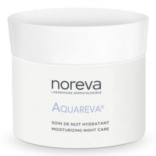 Noreva Aquareva Soin de Nuit Hydratation Intense 24H 50 ml