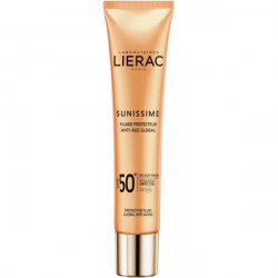 Lierac Sunissime Fluide Protecteur Anti-Âge Global SPF 50+ 40 ml