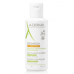Aderma Exomega Control Gel Moussant Émollient Anti-Grattage 500 ml
