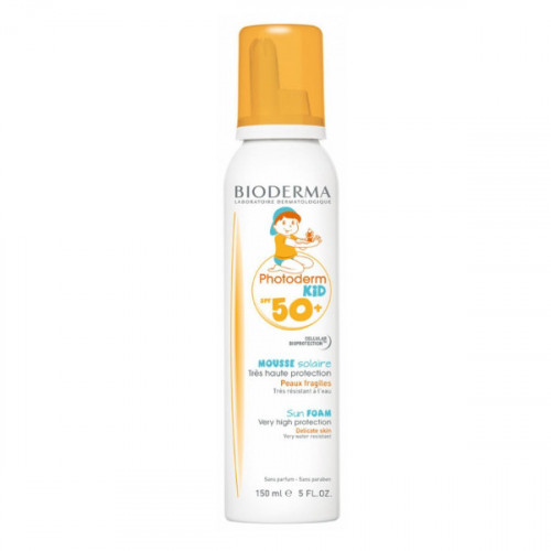 Bioderma Photoderm Kid Mousse Solaire SPF 50+ 150 ml
