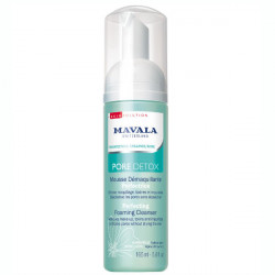 Mavala Pore Detox Mousse Démaquillante Perfectrice 165 ml