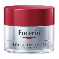 Eucerin Hyaluron-Filler + Volume-Lift Soin de Nuit 50 ml