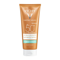 VICHY CAPITAL SOLEIL LAIT MULTI-PROTECTION SPF 50+ 200 ML