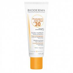 BIODERMA PHOTODERM AKN MAT SPF 30 FLUIDE MATIFIANT 40 ML