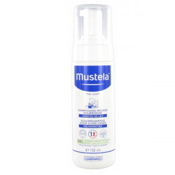 Mustela Shampooing Mousse Nourrisson 150 ml