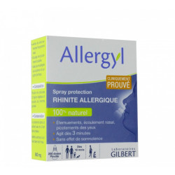 GILBERT ALLERGYL SPRAY PROTECTION RHINITE ALLERGIQUE 800 MG