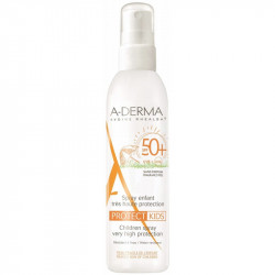 Aderma Protect Kids Spray Enfant Très Haute Protection SPF 50+ 200 ml