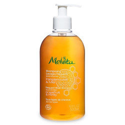 MELVITA SHAMPOING LAVAGES FRÉQUENTS 500 ML