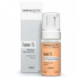 Dermaceutic Foamer 15 Mousse Exfoliante 100 ml