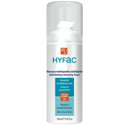 Hyfac Mousse nettoyante purifiante 150 ml