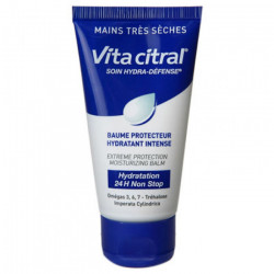VitaCitral Baume Protecteur Hydratant Intense Mains 75ml