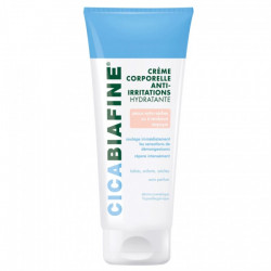 Biafine Cicabiafine Crème hydratante corporelle anti-irritations 200ml
