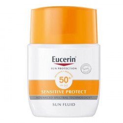 Eucerin Sun Protection Sun Fluid Matifiant SPF 50+ 50 ml