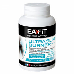 Eafit Ultra Slim Burner Quadruple Action Minceur 120 Gélules