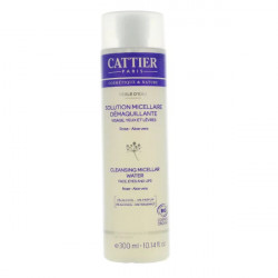 Cattier Perle d'Eau Solution Micellaire Démaquillante 300 ml