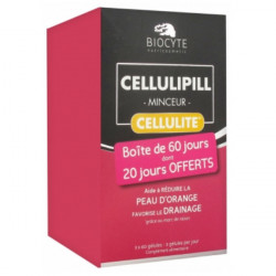Biocyte Cellulipill Minceur Cellulite 180 Gélules