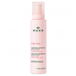 Nuxe Very rose Lait Démaquillant Onctueux 200 ml
