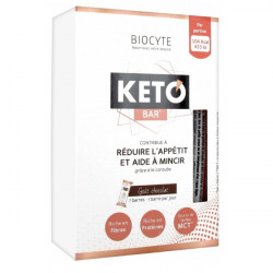 Biocyte Keto Bar 7 Barres