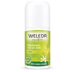 Weleda Citrus déodorant roll on 24h 50 ml