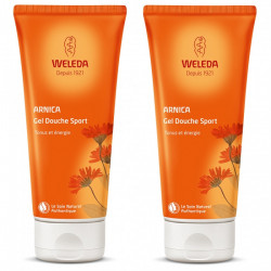 Weleda Arnica gel douche sport 2 X 200 ml
