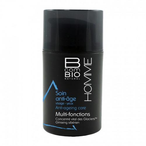 BcomBIO Homme Soin Anti-Âge 50 ml