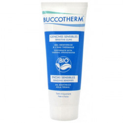 Buccotherm Gencives Sensibles Gel Dentifrice à l'Eau Thermale 75 ml