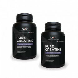 EAFIT BOOSTER ENERGETIQUE PURE CREATINE 2X90 GELULES