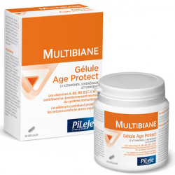Pileje Multibiane Age Protect 14 Sticks orodispersibles