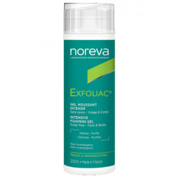 Noreva Exfoliac Gel Moussant Intensif 200 ml