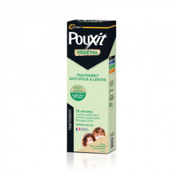 POUXIT TRAITEMENT ANTI-POUX & LENTES VEGETAL 200ML