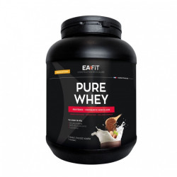 Eafit Construction Musculaire Pure Whey Chocolat Noisette 750 g