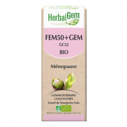 HERBALGEM BIO FEM50+GEM 30 ML