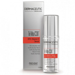 Dermaceutic Tri Vita C30 Serum Haute Definition Vitamine C 30% 30 ml
