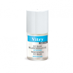 Vitry Nail Care CC Base Blanchissante Ongles 10 ml