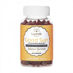 Lashilé Beauty Good Sun Vitamines Boost Teint Sublime 60 gommes